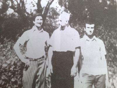 حسن ، سعید و حمید لاهوتی